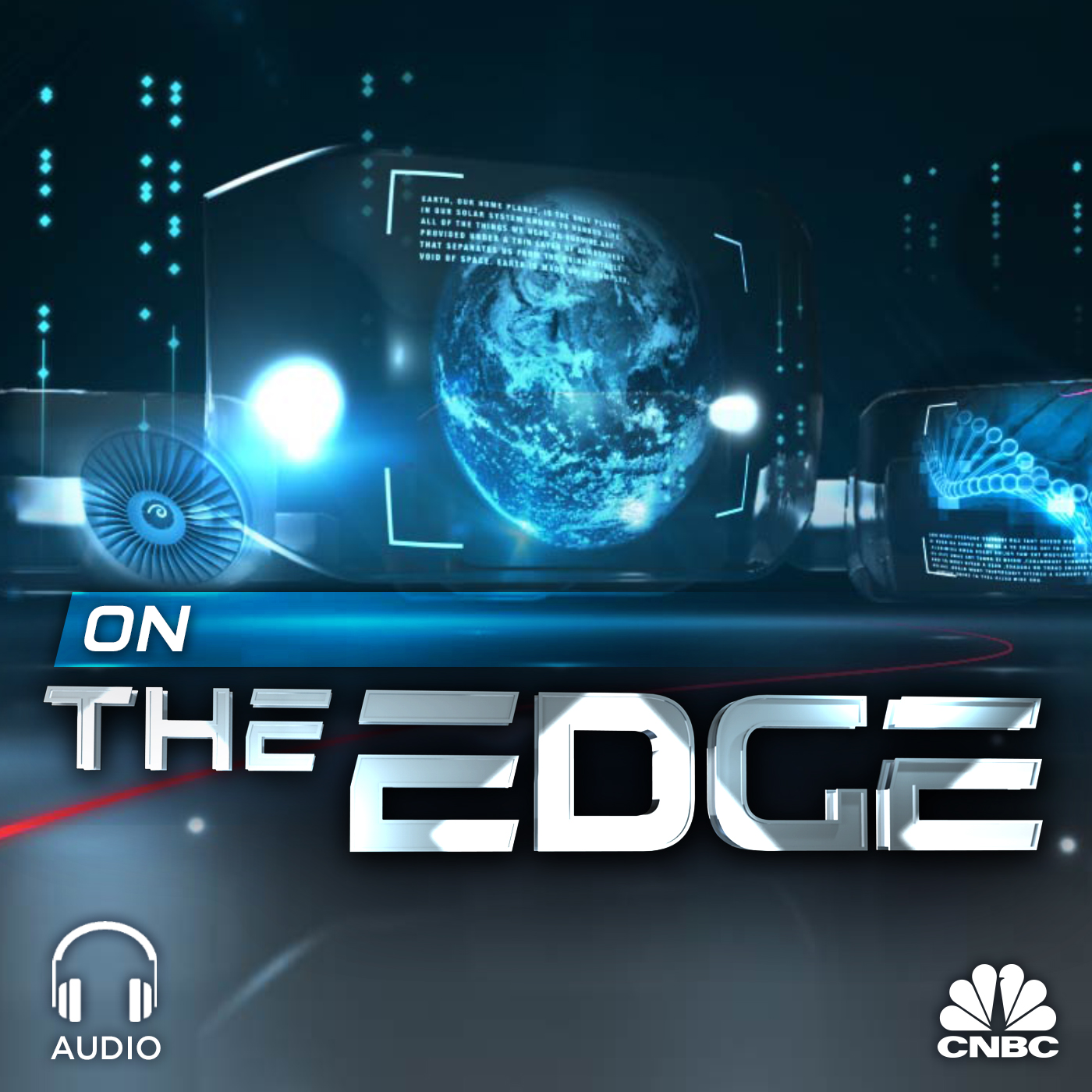 On The Edge - Audio
